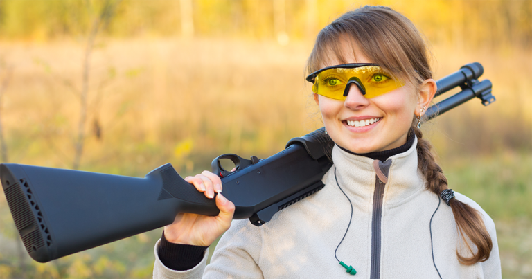 Why should you need a shooting glasses?