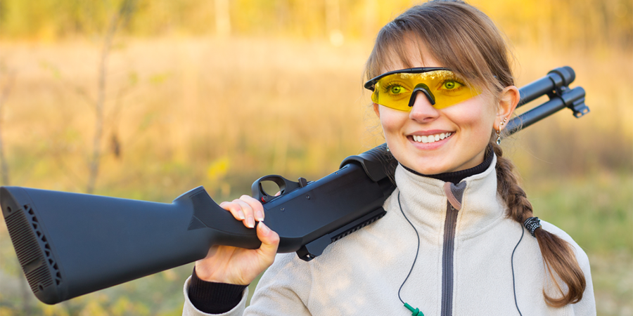 Why should you need a shooting glasses