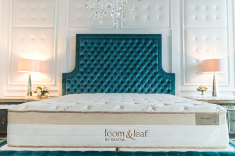 Loom And Leaf Best Memory Foam Mattress For Heavy PeoPle