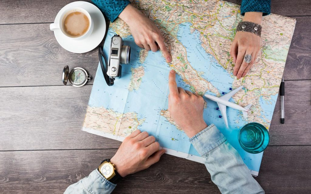 Travelling time and duration