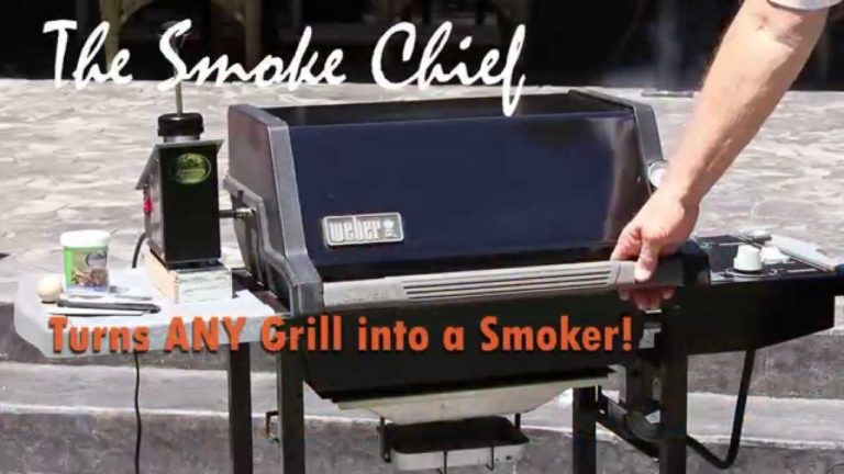 Convert Wood Pellet Smoker into Cold Smoker