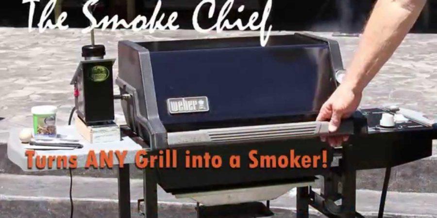 Convert Wood Pellet Smoker into Cold Smoker