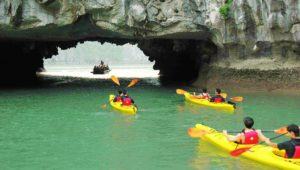Interesting places to explore when traveling to Ha Long Bay